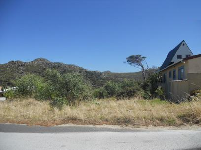 Standard Bank Repossessed Land for Sale on online auction in Simon's Town - MR066496