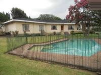 Backyard of property in Waverley - JHB