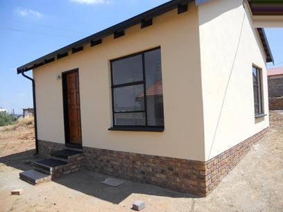 Standard Bank EasySell 2 Bedroom House For Sale in Diepkloof - MR067173