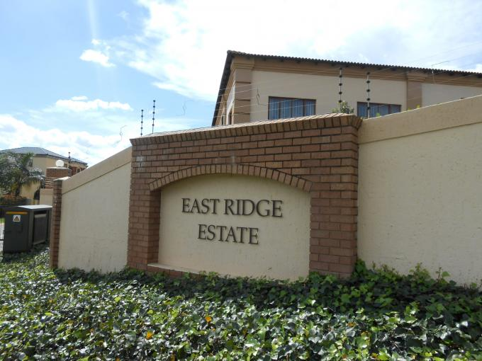 Standard Bank Repossessed 4 Bedroom House for Sale on online auction in Waterkloof Ridge - MR067246