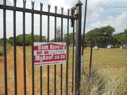 Standard Bank Repossessed Farm for Sale on online auction in Magaliesburg - MR067394