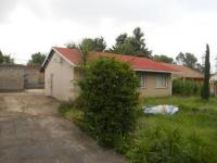 3 Bedroom 1 Bathroom House for Sale for sale in Klopperpark