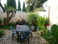 Backyard of property in Corlett Gardens