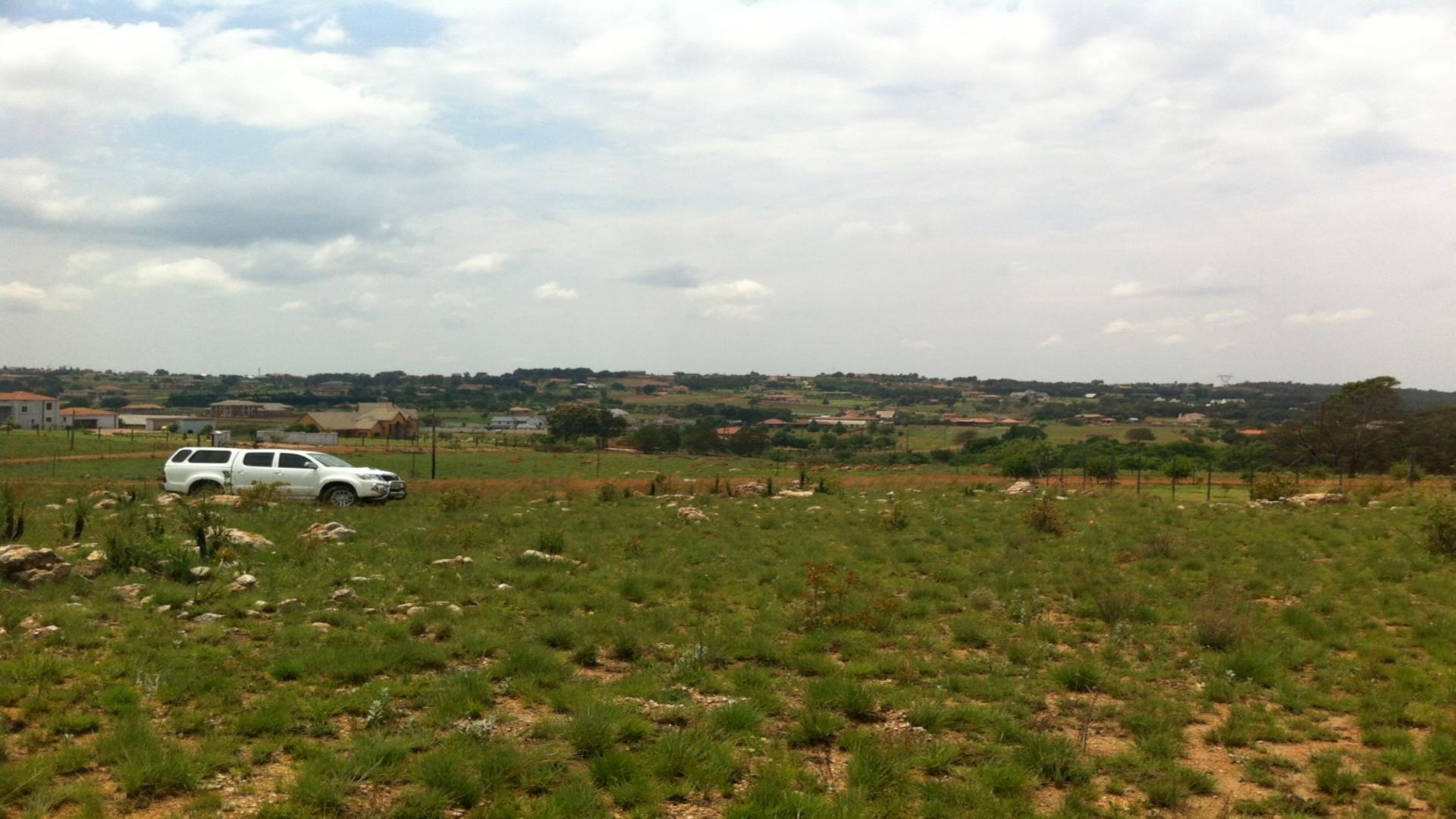 Front View of property in Rietvallei