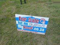 Sales Board of property in Brookelands Lifestyle Estate