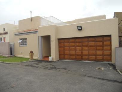 4 Bedroom Cluster for Sale For Sale in Buccleuch - Private Sale - MR068703