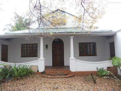 Standard Bank EasySell 3 Bedroom House for Sale For Sale in George Central - MR069175