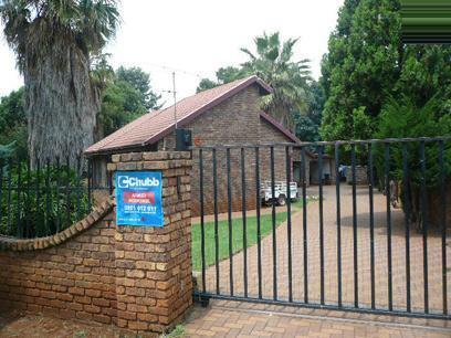 Standard Bank EasySell 3 Bedroom House for Sale For Sale in Heuweloord - MR069287