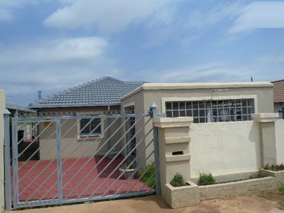 Standard Bank EasySell 3 Bedroom House For Sale in Nellmapius - MR069663