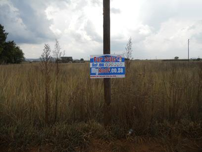 Land for Sale For Sale in Henley-on-Klip - Private Sale - MR070240