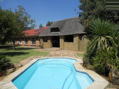 Smallholding for Sale For Sale in Vanderbijlpark - Private Sale - MR071142