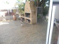 Backyard of property in Bellville