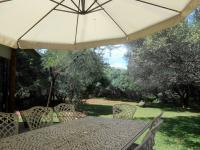 Patio of property in Hartbeespoort