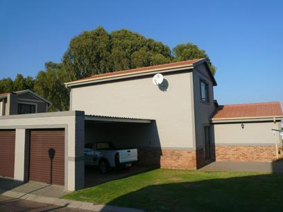 3 Bedroom Cluster for Sale and to Rent For Sale in Midrand - Home Sell - MR072105