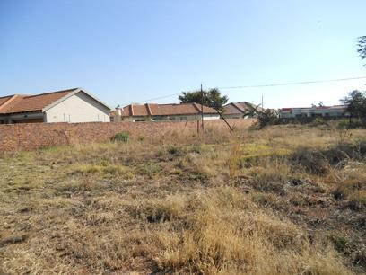 Standard Bank Repossessed Land for Sale on online auction in Doornpoort - MR072231