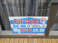 Sales Board of property in Gordons Bay