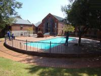 Backyard of property in Auckland Park