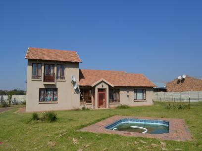 Standard Bank EasySell 4 Bedroom House for Sale For Sale in Delmas - MR073076