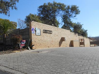 Standard Bank Repossessed 2 Bedroom Sectional Title for Sale on online auction in Groblerpark - MR073663