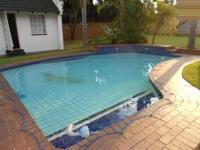 Backyard of property in Hurlingham
