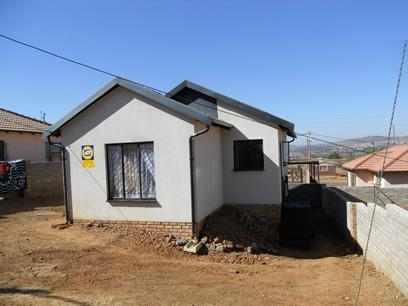 Standard Bank EasySell 3 Bedroom House for Sale For Sale in Lotus Gardens - MR074119