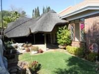 Garden of property in Klerksdorp