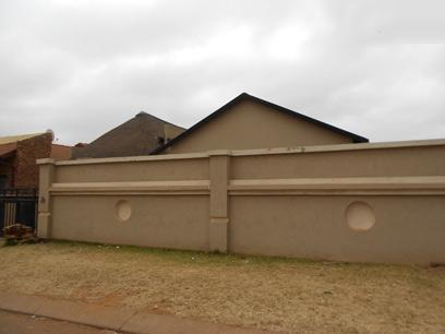 Standard Bank EasySell 3 Bedroom House for Sale For Sale in Vosloorus - MR074336