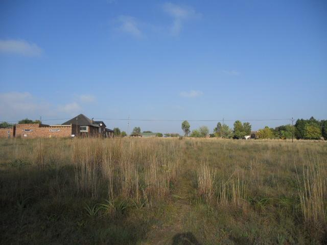 Standard Bank Repossessed Land for Sale on online auction in Deneysville - MR074612