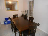 Dining Room - 7 square meters of property in Parklands