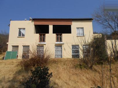 Standard Bank Repossessed 4 Bedroom House for Sale on online auction in Walkerville - MR075073