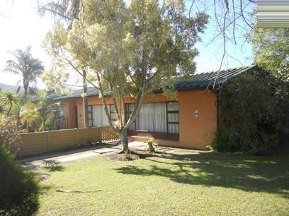 Standard Bank EasySell 4 Bedroom House for Sale For Sale in Bergsig - George - MR075126