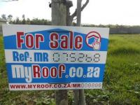 Sales Board of property in Sir Lowry's Pass