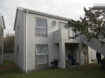 Standard Bank EasySell 2 Bedroom Sectional Title for Sale For Sale in Strand - MR076200