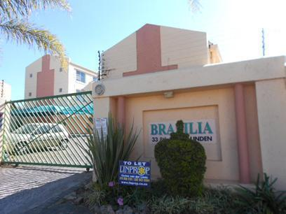 2 Bedroom Sectional Title for Sale and to Rent For Sale in Linden - Private Sale - MR076211