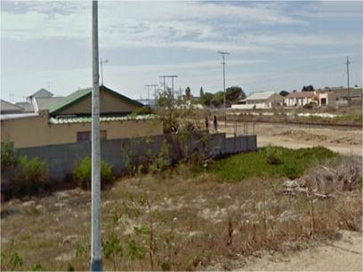 Standard Bank Repossessed Land for Sale on online auction in Saldanha - MR076394