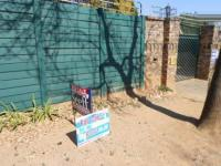 Sales Board of property in Randburg