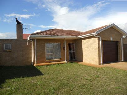 Standard Bank EasySell 2 Bedroom House for Sale For Sale in Soneike - MR076611