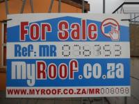 Sales Board of property in Mitchells Plain