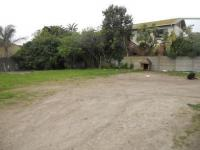 Backyard of property in Zeekoei Vlei