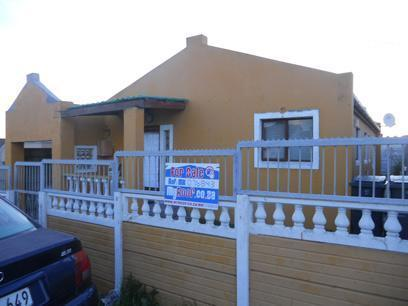 Standard Bank EasySell 2 Bedroom House For Sale in Mitchells Plain - MR076843