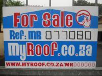 Sales Board of property in Pinetown