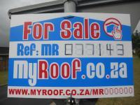 Sales Board of property in Richard's Bay