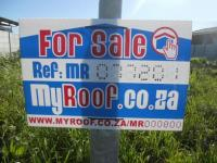 Sales Board of property in Kraaifontein