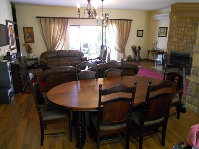 Dining Room - 26 square meters of property in Sable Hills