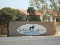 Front View of property in Sable Hills