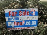 Sales Board of property in Muizenberg