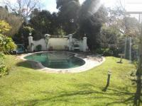 Backyard of property in Claremont (CPT)