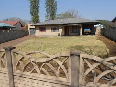Standard Bank EasySell 3 Bedroom House for Sale For Sale in Vanderbijlpark - MR077948