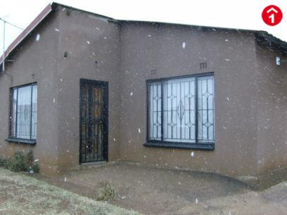 Standard Bank Repossessed 2 Bedroom House for Sale For Sale in Katlehong - MR078020