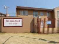 2 Bedroom 1 Bathroom Flat/Apartment for Sale for sale in Alan Manor